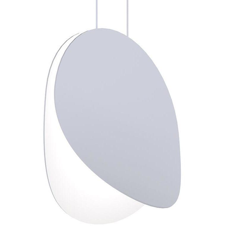 Sonneman - A Way of Light - 1767.18 - LED Pendant - Malibu Discs - Dove Gray