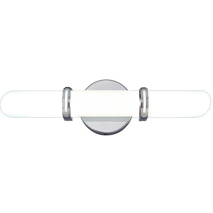 Hudson Valley - 3602-PC - Two Light Bath Bracket - Brighton - Polished Chrome