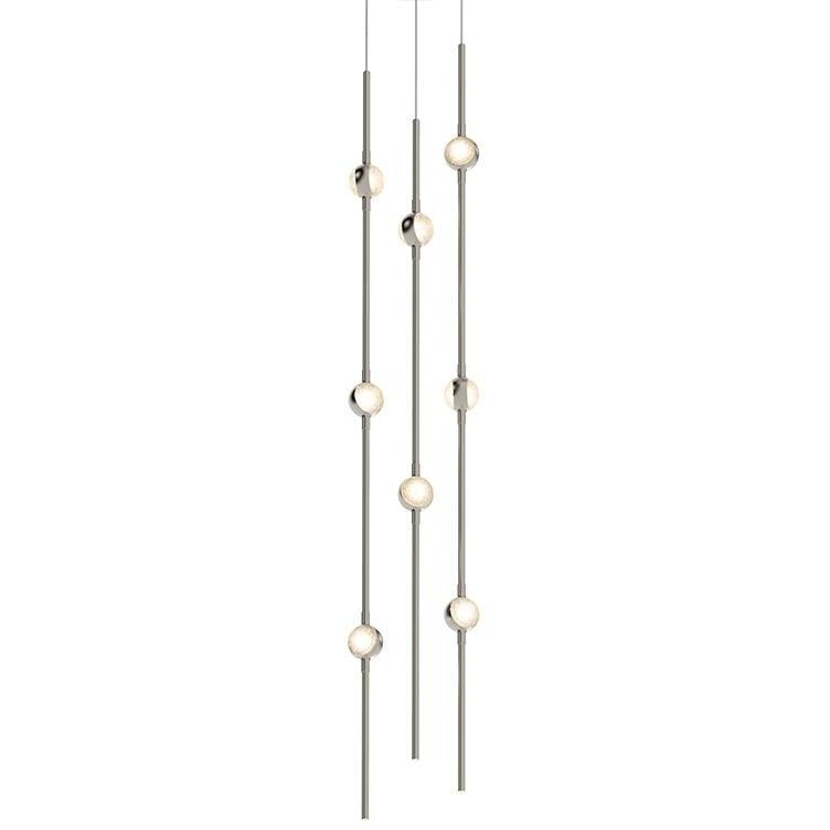 Sonneman - A Way of Light - 2161.13C-S - LED Pendant - Constellation - Satin Nickel