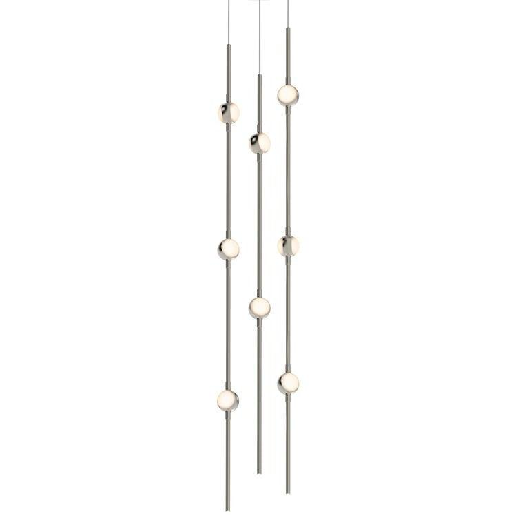 Sonneman - A Way of Light - 2161.13W-S - LED Pendant - Constellation - Satin Nickel