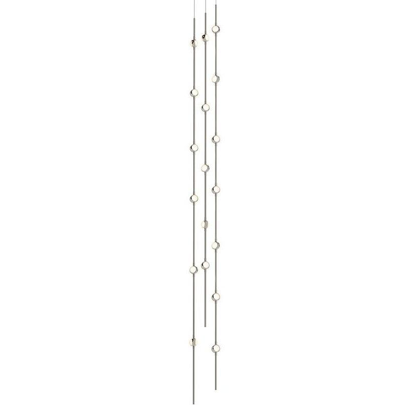 Sonneman - A Way of Light - 2161.13W-T - LED Pendant - Constellation - Satin Nickel