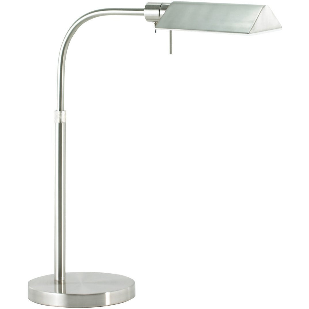 Sonneman - A Way of Light - 7004.13 - One Light Table Lamp - Tenda - Satin Nickel