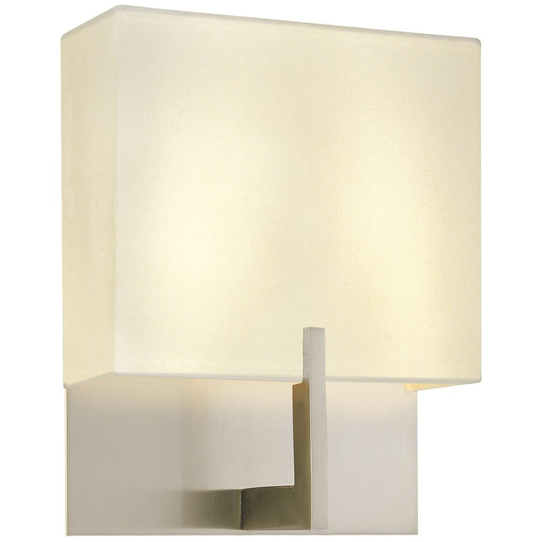 Sonneman - A Way of Light - 4430.13 - Two Light Wall Sconce - Staffa - Satin Nickel