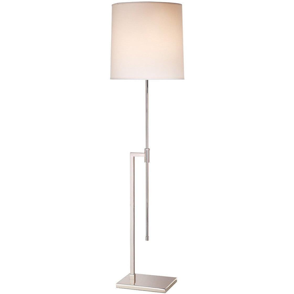 Sonneman - A Way of Light - 7008.35 - One Light Floor Lamp - Palo - Polished Nickel