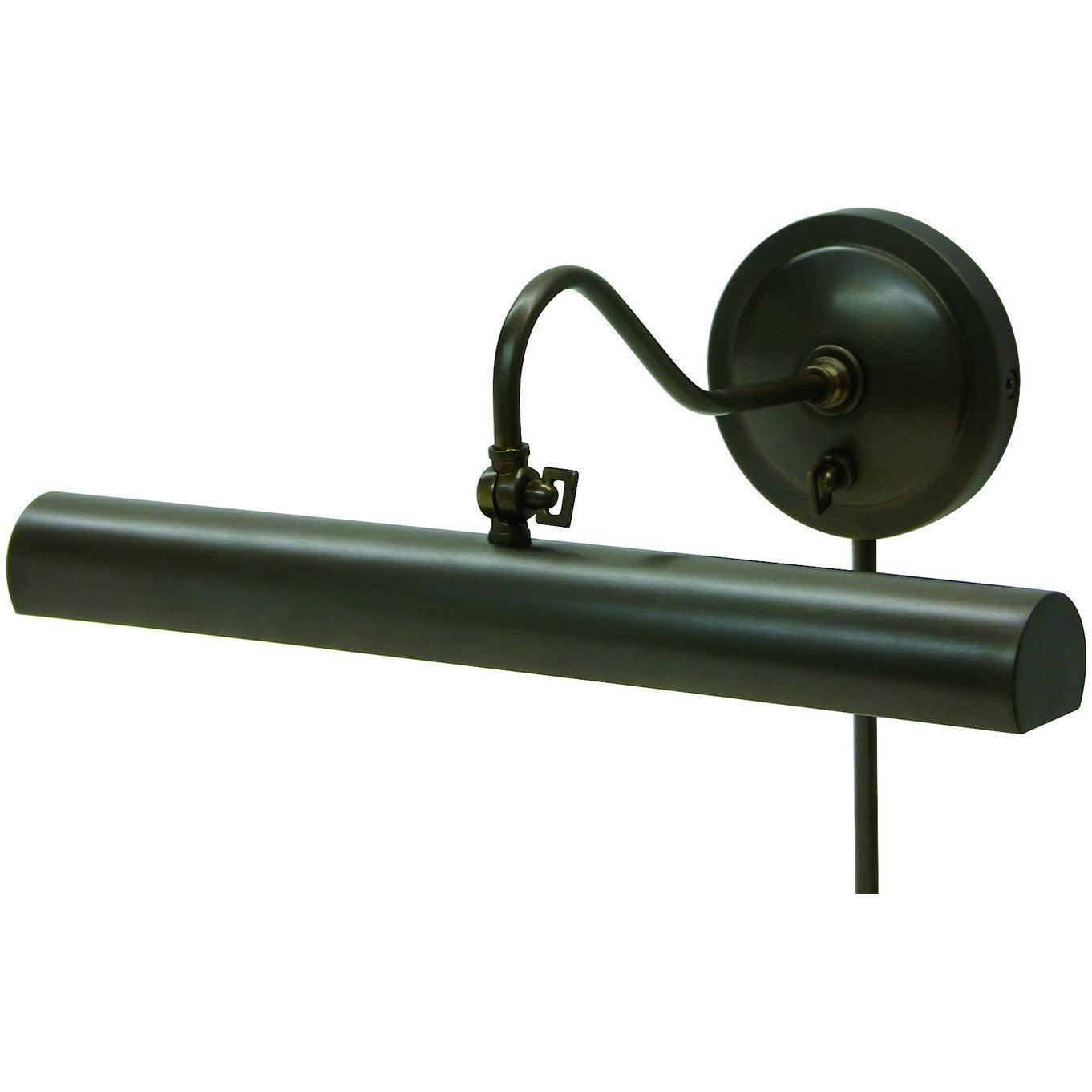 House of Troy - PL16-OB - Two Light Wall Lamp - Library - Oil Rubbed Bronze