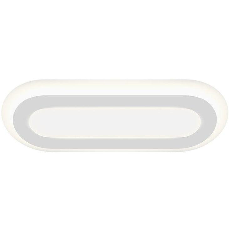 Sonneman - A Way of Light - 2737.98 - LED Surface Mount - Offset - Textured White
