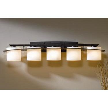 Hubbardton Forge - 207525-SKT-07-GG0182 - Five Light Light Wall Sconce - Arc - Dark Smoke