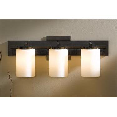 Hubbardton Forge - 206303-SKT-05-GG0188 - Three Light Wall Sconce - Ondrian - Bronze