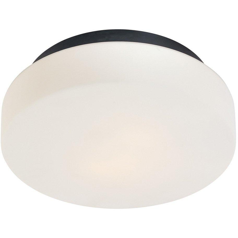 Sonneman - A Way of Light - 4159.25 - Three Light Surface Mount - Pan - Satin Black