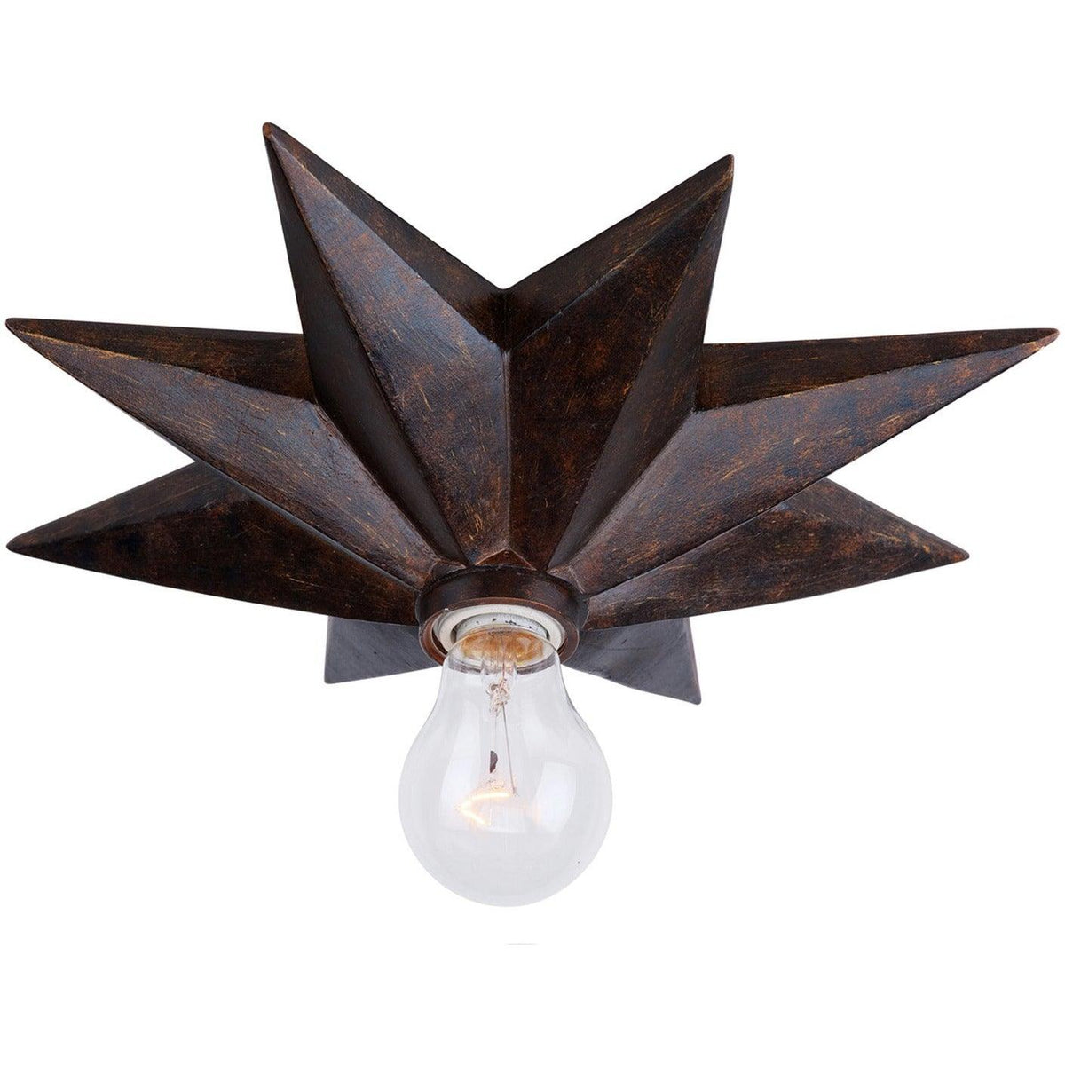 Crystorama - 9230-EB - One Light Wall Mount - Astro - English Bronze