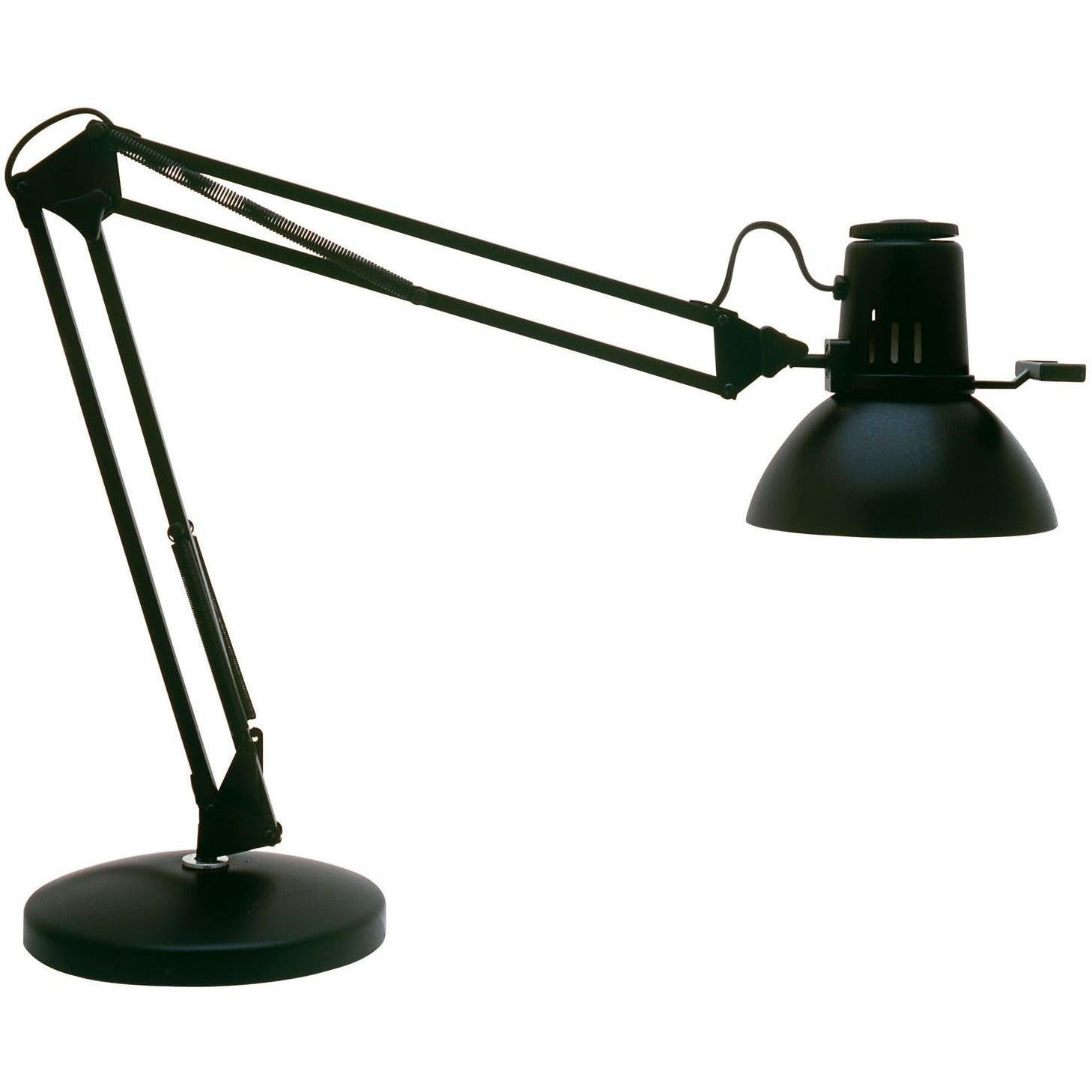Dainolite Canada - REMIE-II-BK - One Light Table Lamp - Remie II - Black