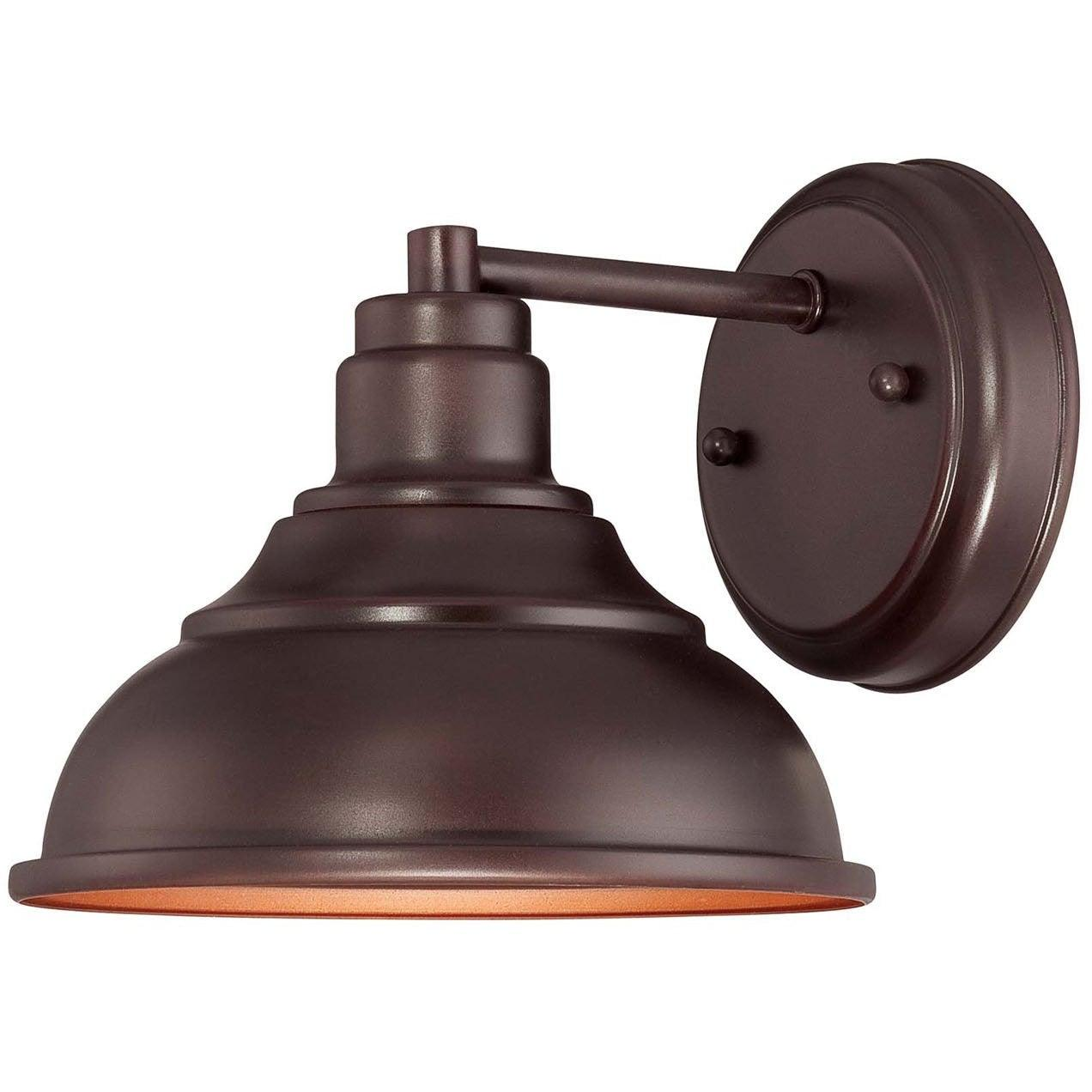 Savoy House - 5-5630-DS-13 - One Light Wall Mount - Dunston DS - English Bronze