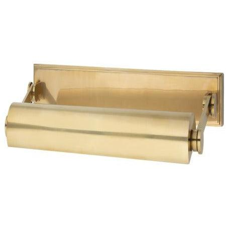 Hudson Valley - 6008-AGB - One Light Picture Light - Merrick - Aged Brass