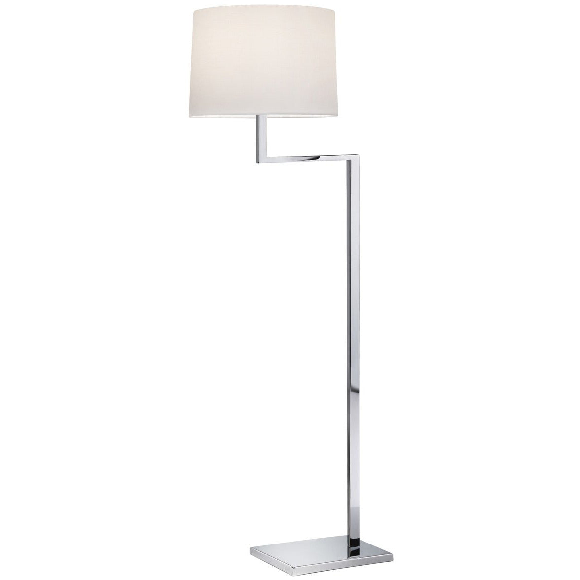 Sonneman - A Way of Light - 6426.01 - One Light Floor Lamp - Thick Thin - Polished Chrome