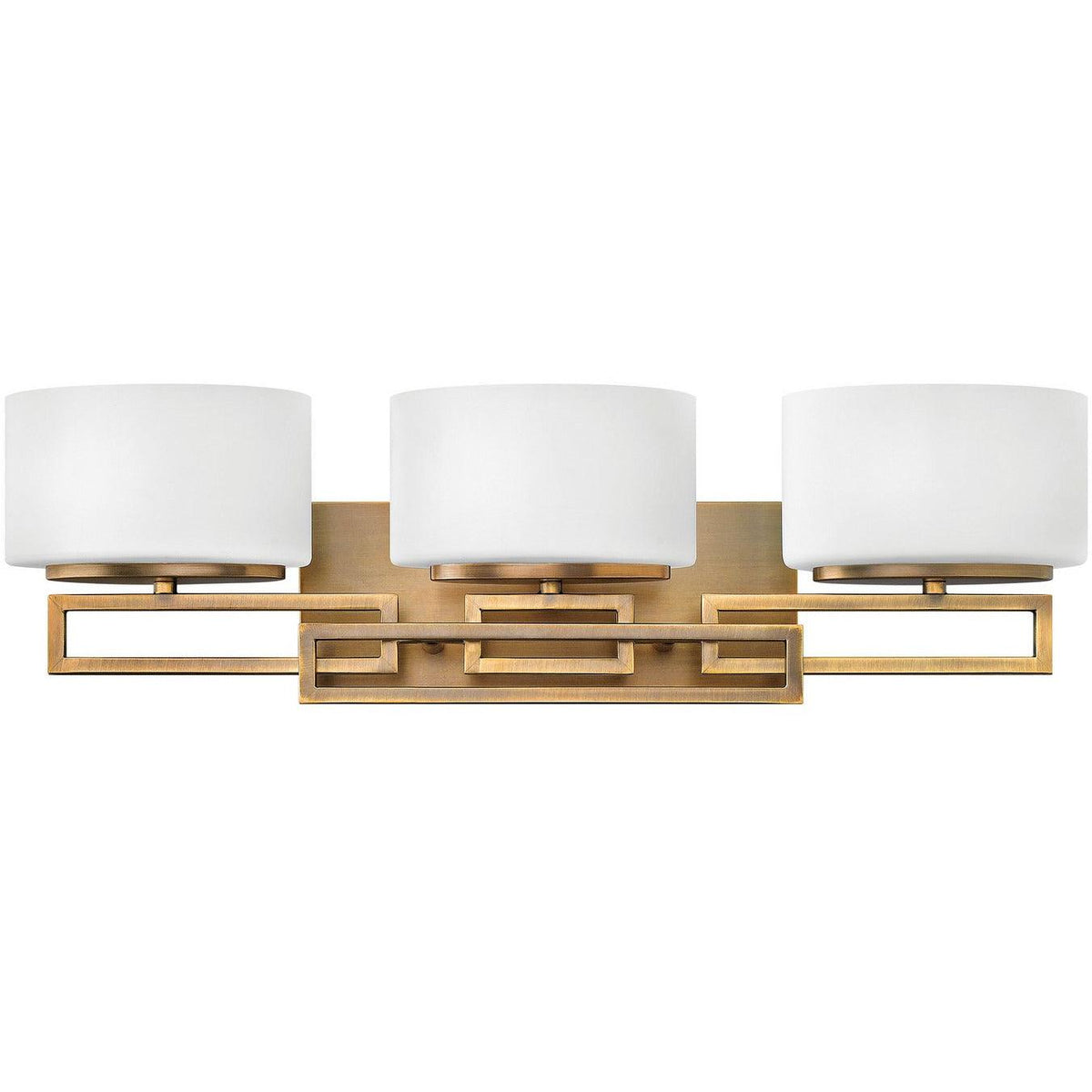 Hinkley Canada - 5103BR - Three Light Bath - Lanza - Brushed Bronze
