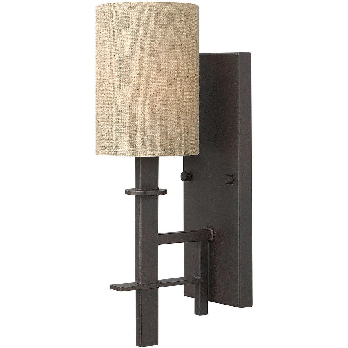Hinkley Canada - 4540RB - One Light Wall Sconce - Sloan - Regency Bronze