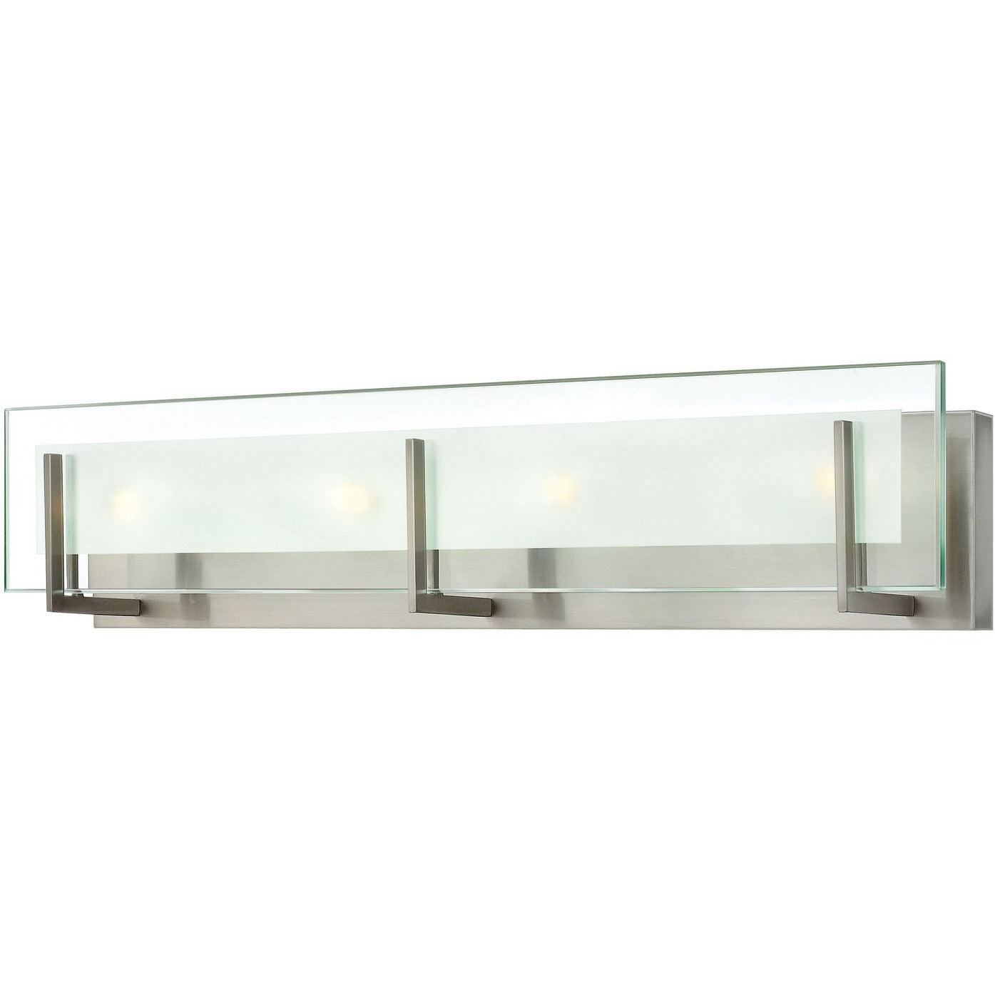 Hinkley Canada - 5654BN - Four Light Bath - Latitude - Brushed Nickel