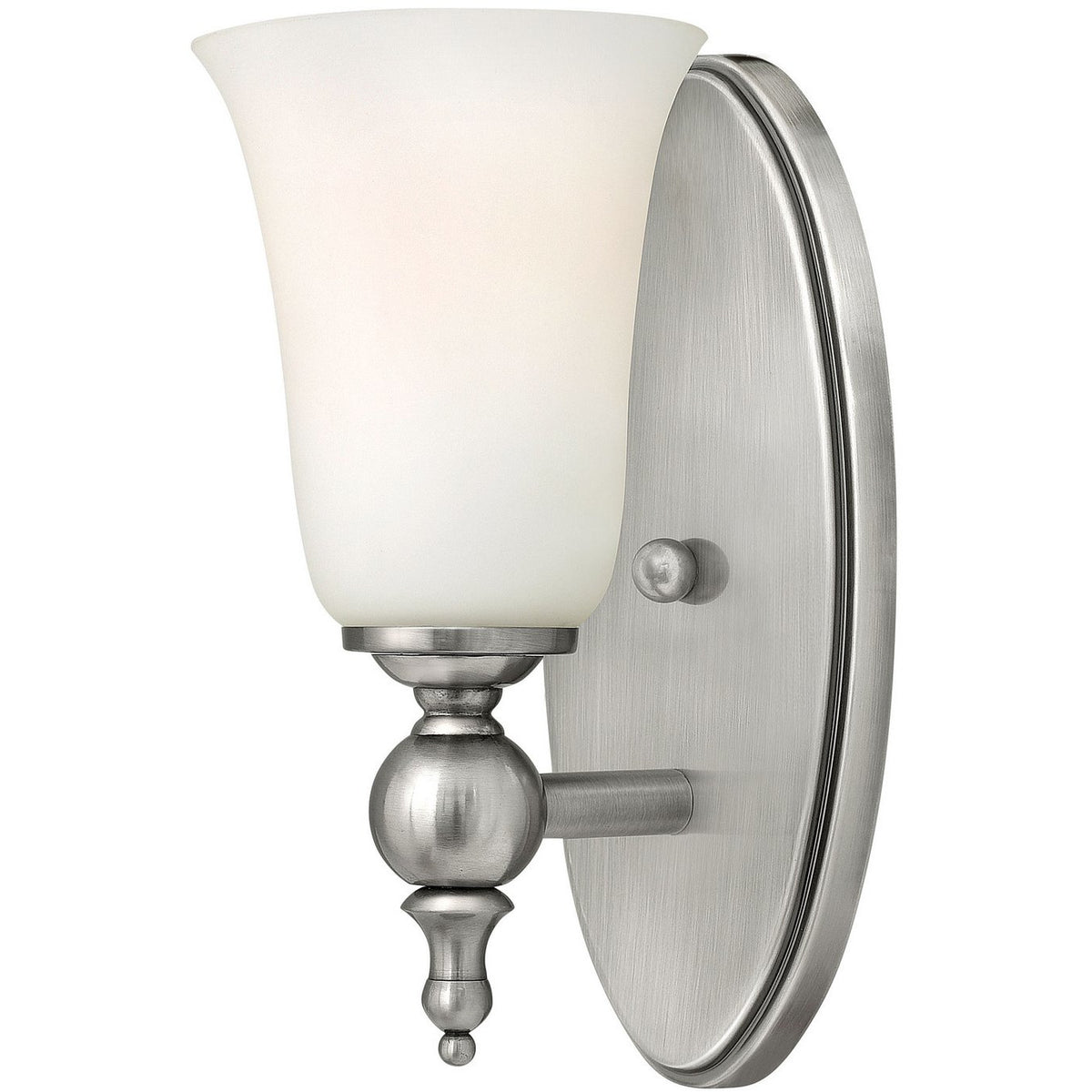 Hinkley Canada - 5740AN - One Light Bath Sconce - Yorktown - Antique Nickel