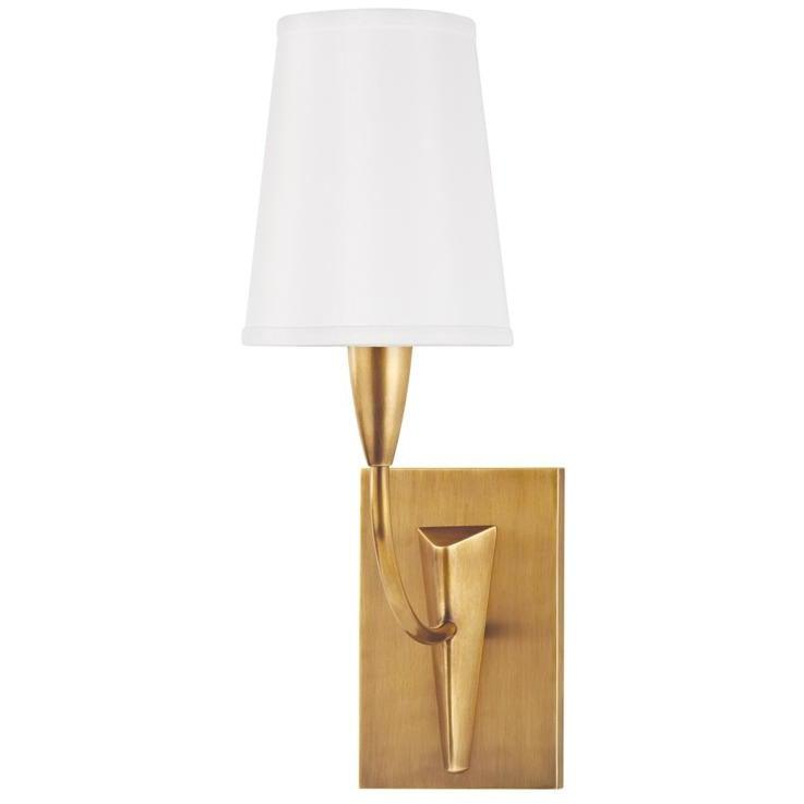 Hudson Valley - 2411-AGB-WS - One Light Wall Sconce - Berkley - Aged Brass
