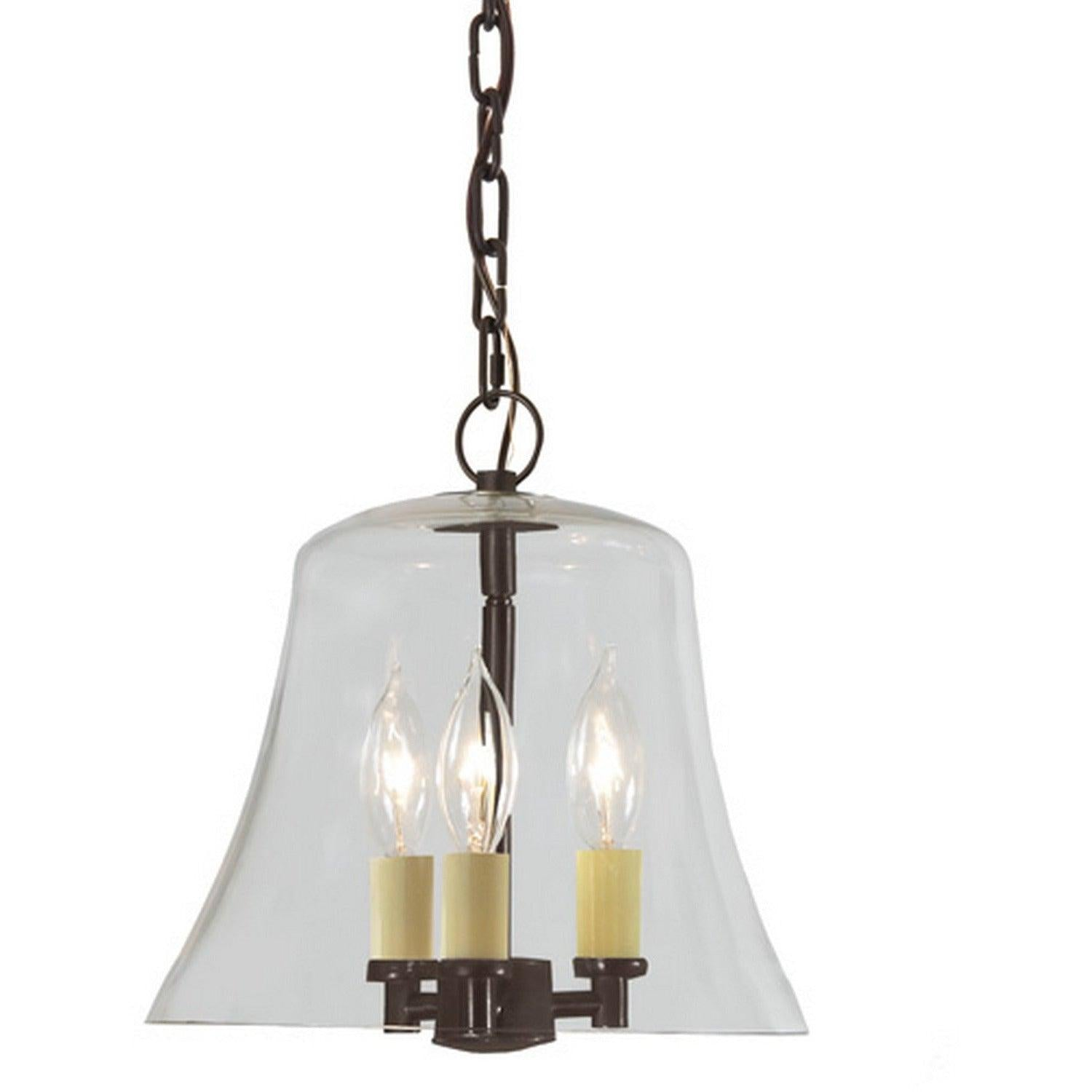 JVI Designs - 1183 - Pendant - Greenwich - Oil Rubbed Bronze