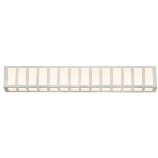 Sonneman - A Way of Light - 2518.13 - LED Bath Bar - Capital - Satin Nickel