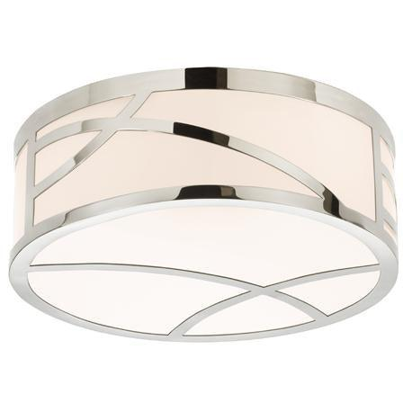 Sonneman - A Way of Light - 2537.35 - LED Surface Mount - Haiku - Polished Nickel