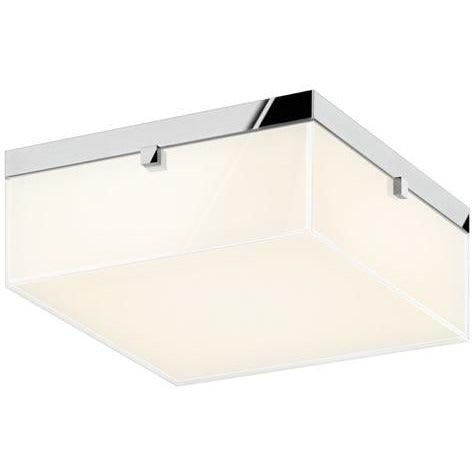 Sonneman - A Way of Light - 3868.01LED - LED Surface Mount - Parallel LED - Polished Chrome