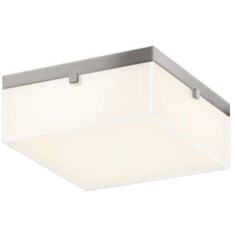Sonneman - A Way of Light - 3868.13LED - LED Surface Mount - Parallel LED - Satin Nickel