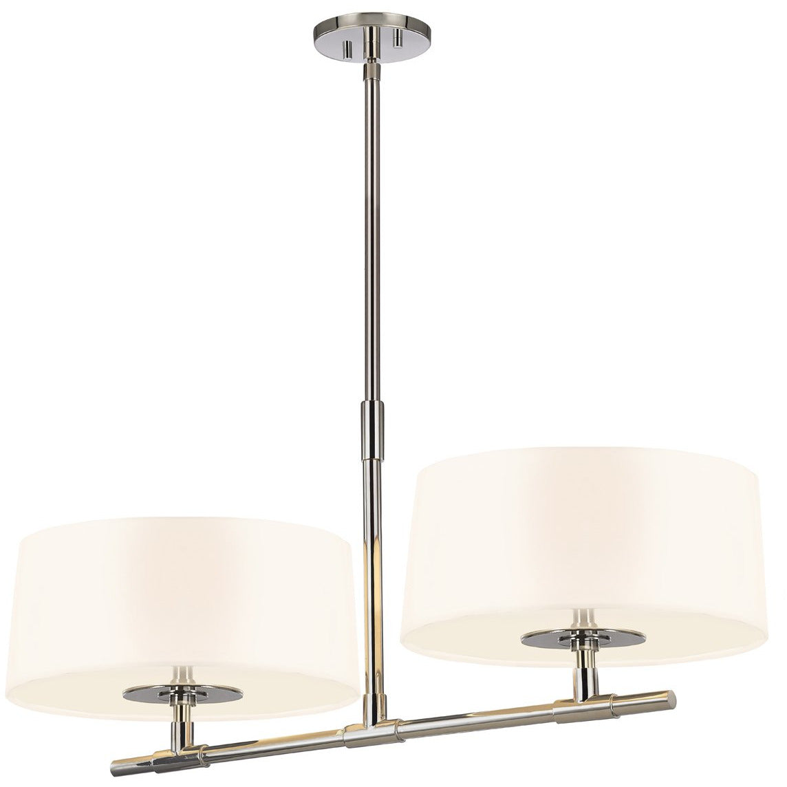 Sonneman - A Way of Light - 4952.35 - Four Light Pendant - Soho - Polished Nickel