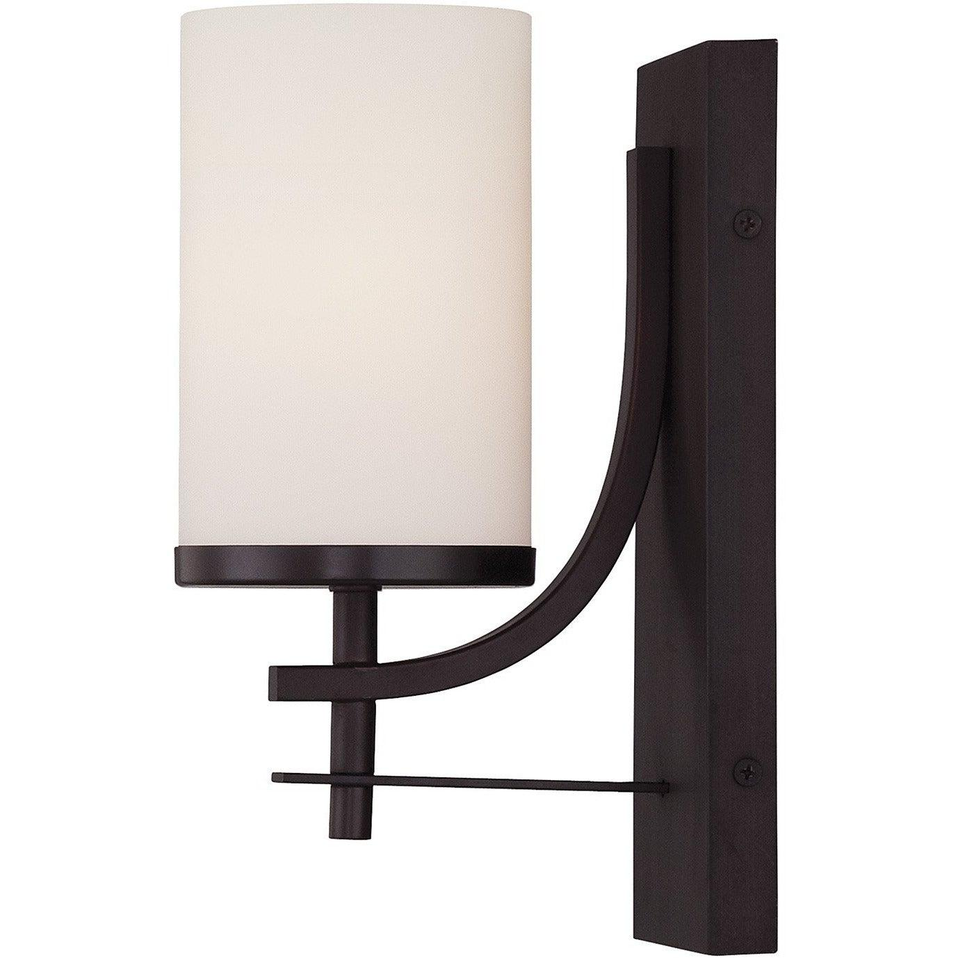 Savoy House - 9-337-1-13 - One Light Wall Sconce - Colton - English Bronze