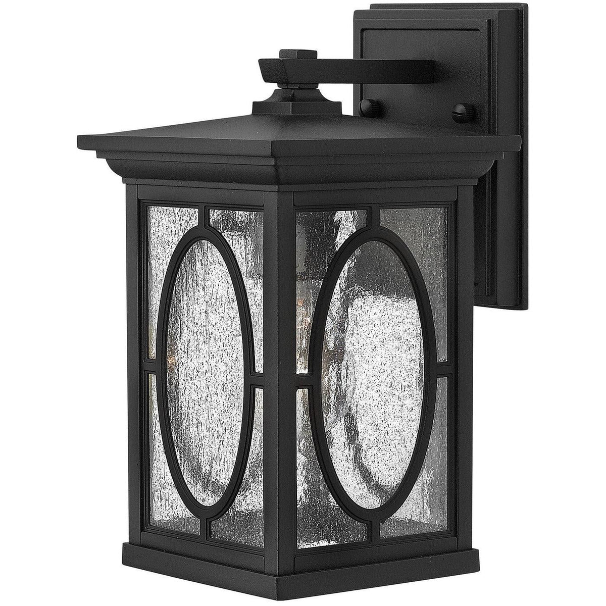 Hinkley Canada - 1490BK - One Light Wall Mount - Randolph - Black