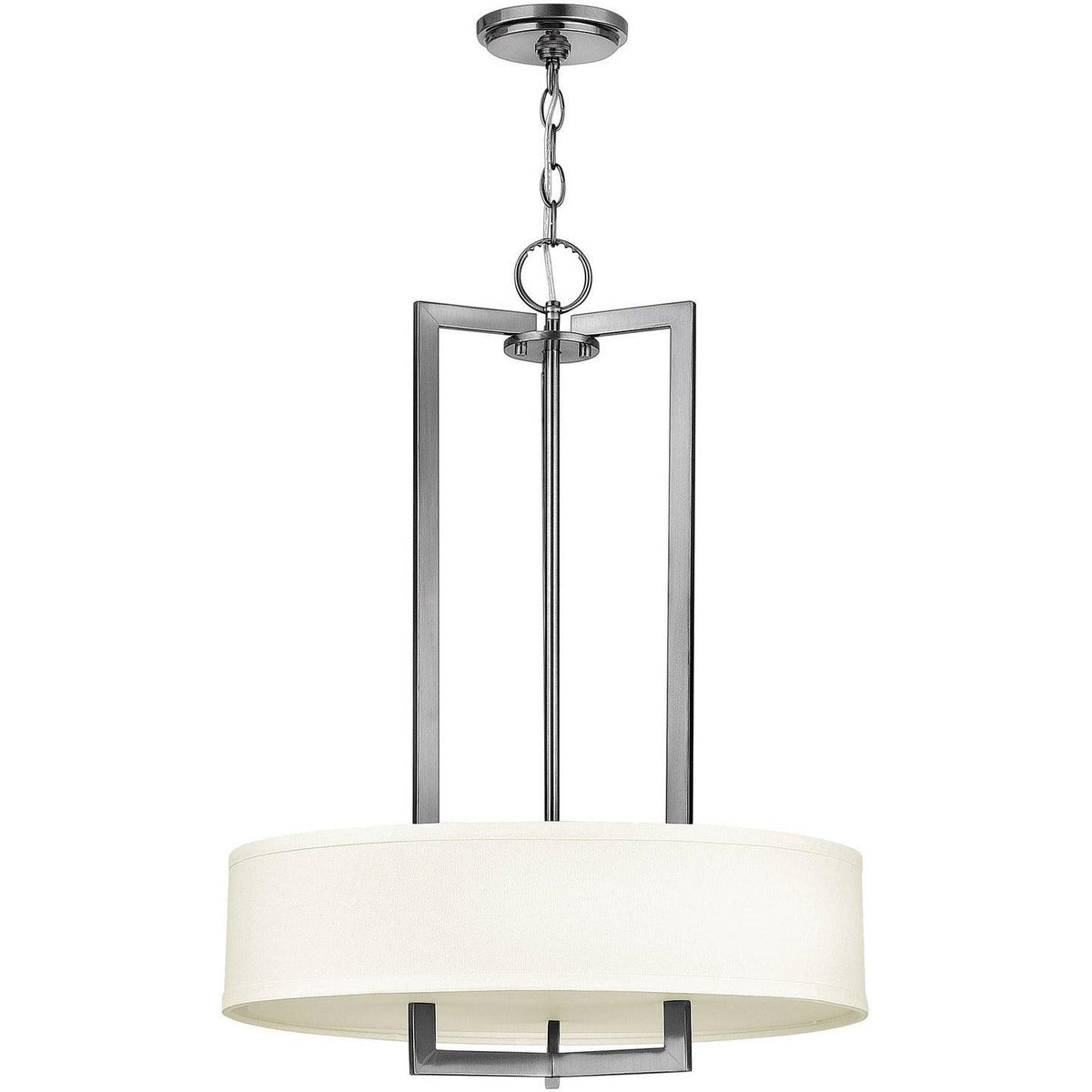 Hinkley Canada - 3203AN-LED - LED Pendant - Hampton - Antique Nickel