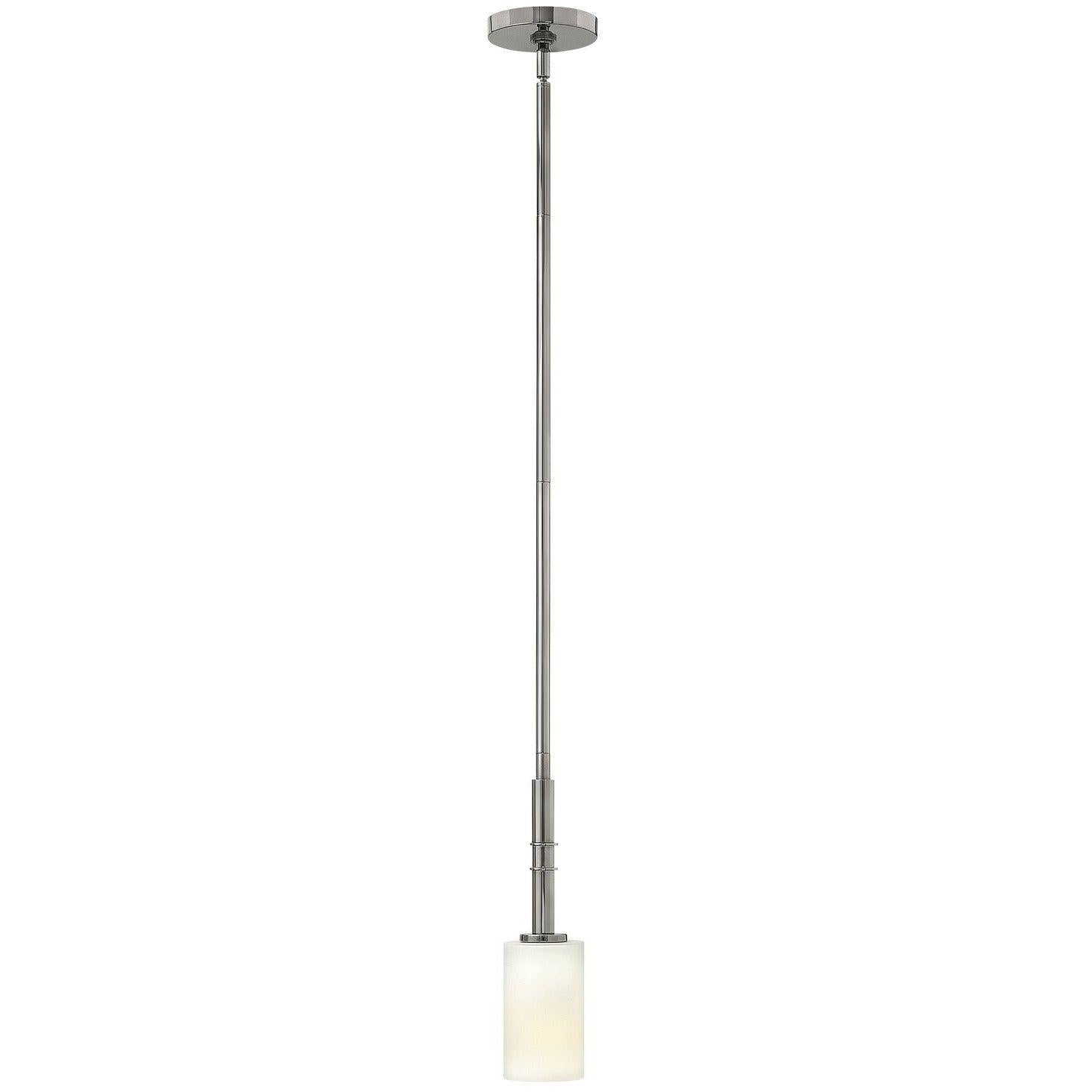 Hinkley Canada - 3587PN - One Light Pendant - Margeaux - Polished Nickel