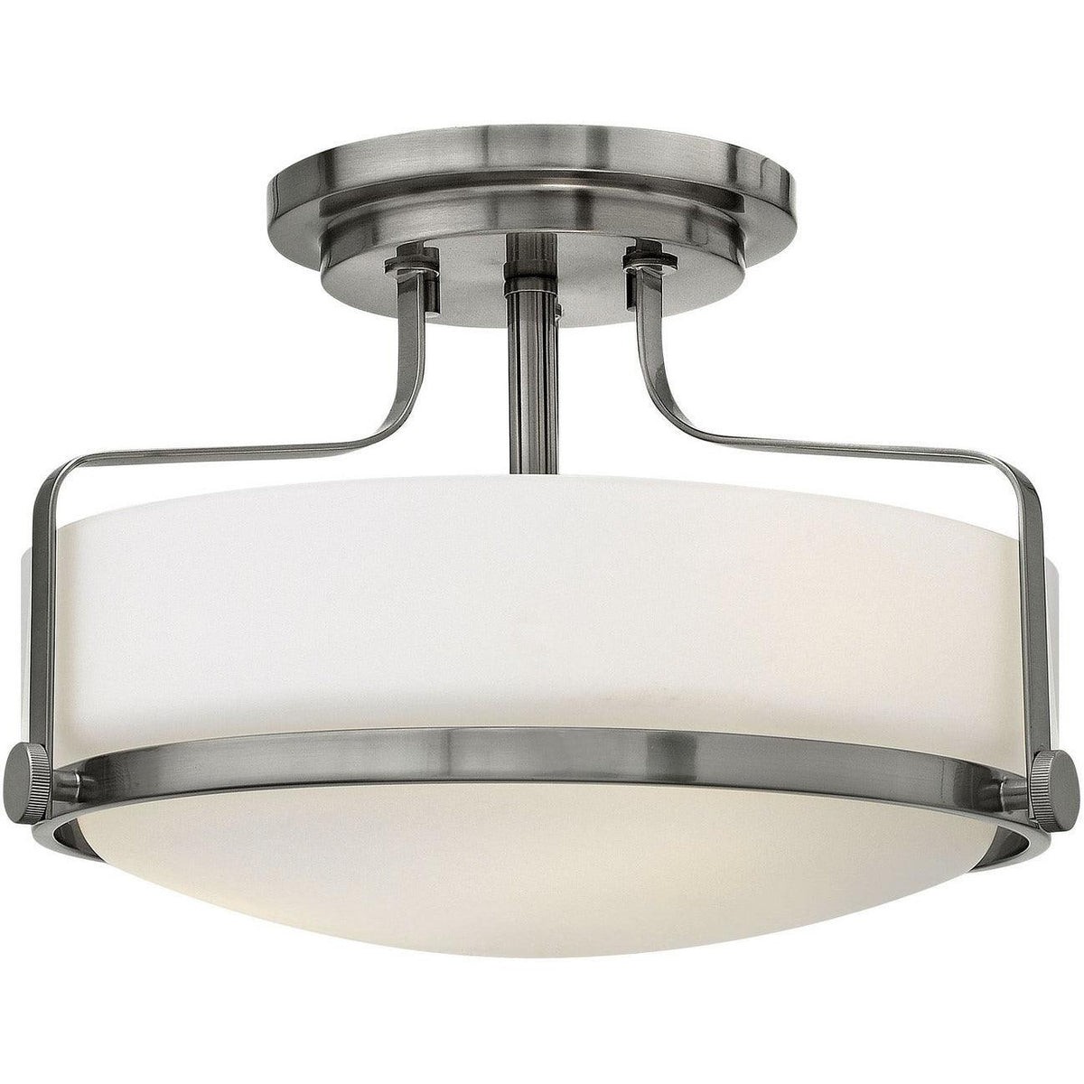 Hinkley Canada - 3641BN - Three Light Semi-Flush Mount - Harper - Brushed Nickel