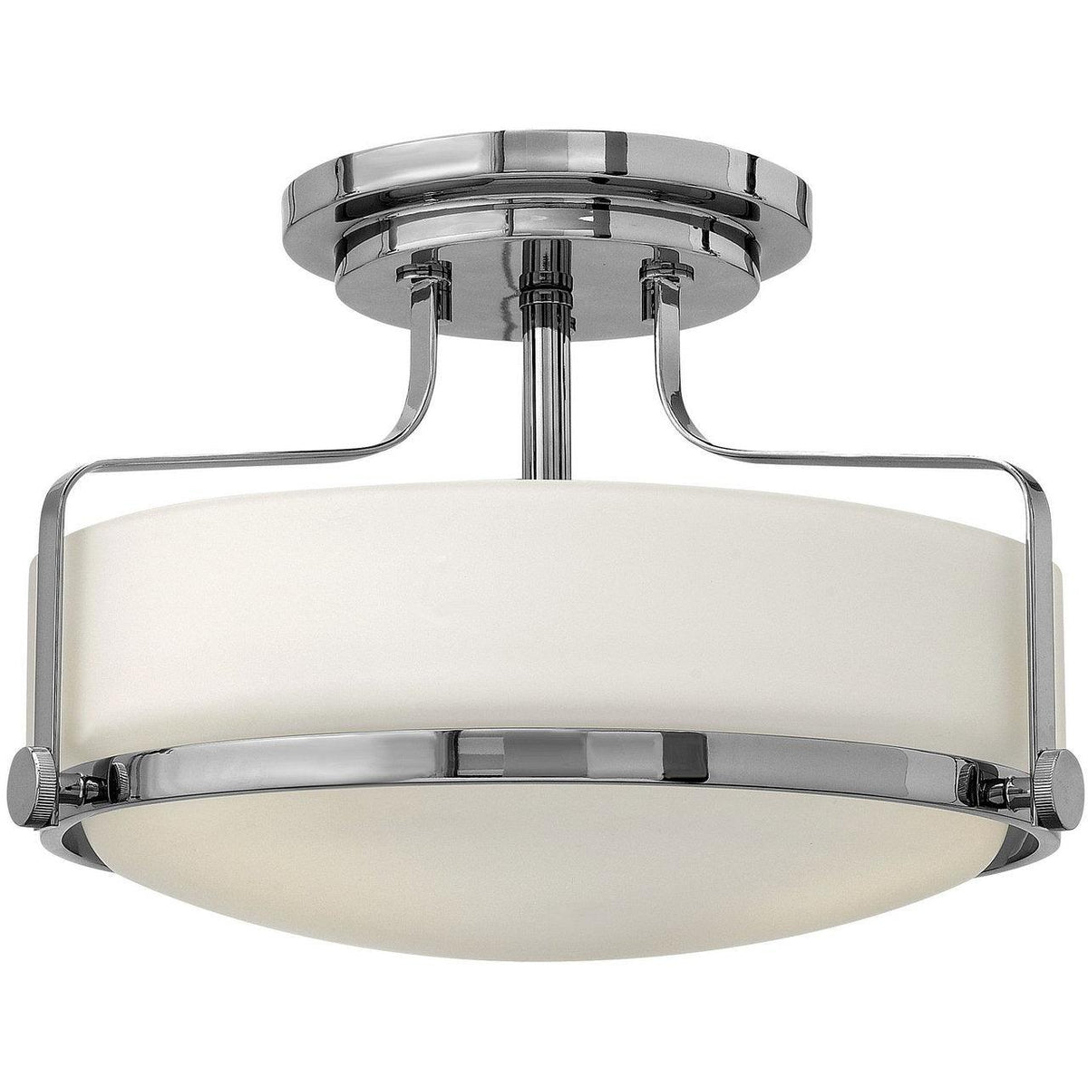 Hinkley Canada - 3641CM-LED - LED Semi-Flush Mount - Harper - Chrome
