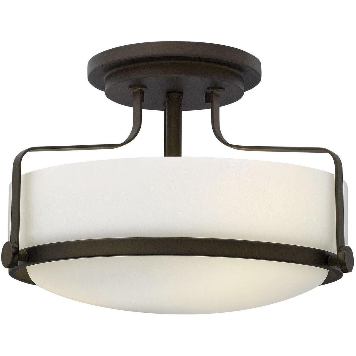 Hinkley Canada - 3641OZ - Three Light Semi-Flush Mount - Harper - Oil Rubbed Bronze