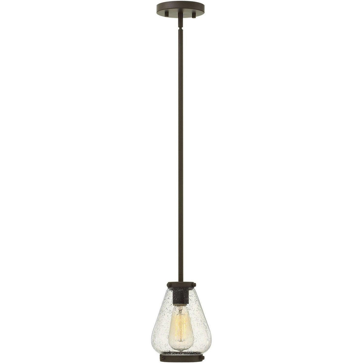 Hinkley Canada - 3687OZ - One Light Pendant - Finley - Oil Rubbed Bronze