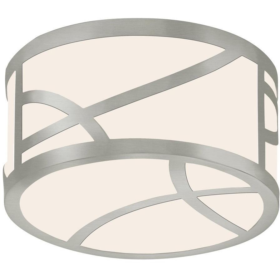 Sonneman - A Way of Light - 2536.13 - LED Surface Mount - Haiku - Satin Nickel