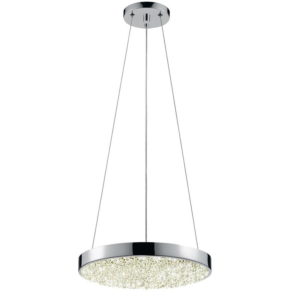 Sonneman - A Way of Light - 2565.01 - LED Pendant - Dazzle - Polished Chrome