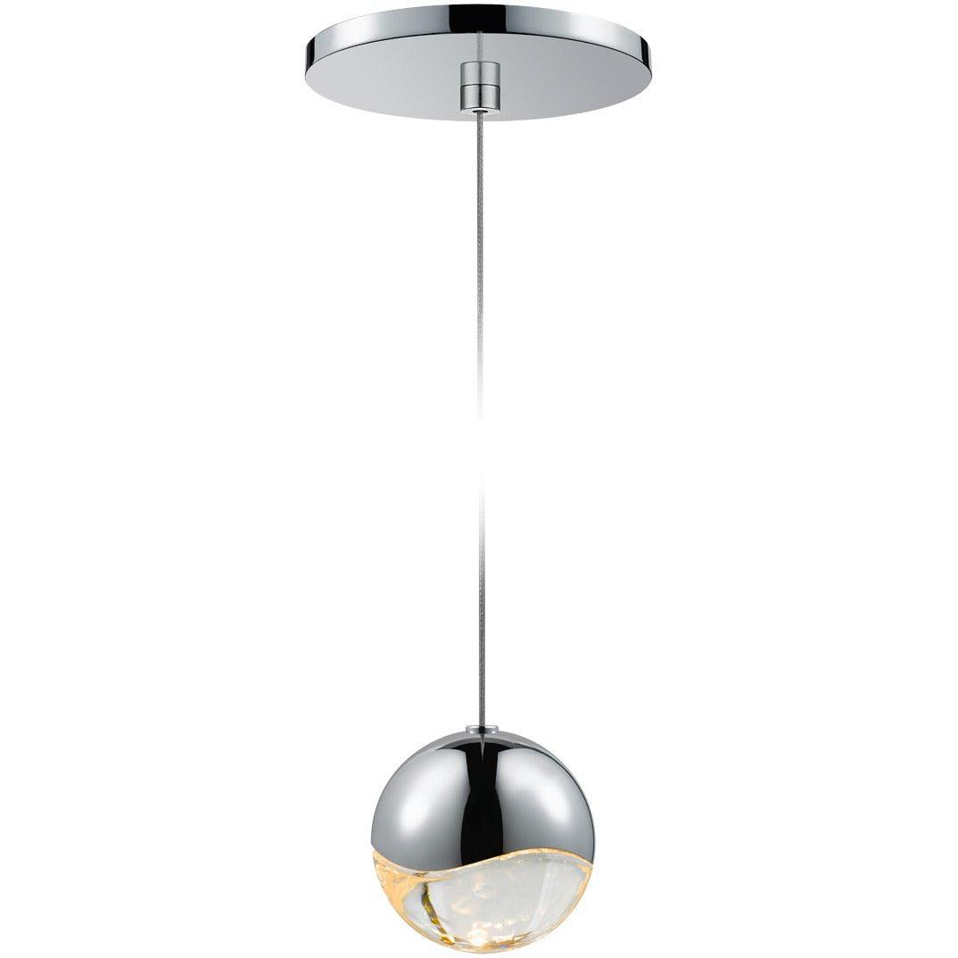 Sonneman - A Way of Light - 2913.01-MED - LED Pendant - Grapes - Polished Chrome