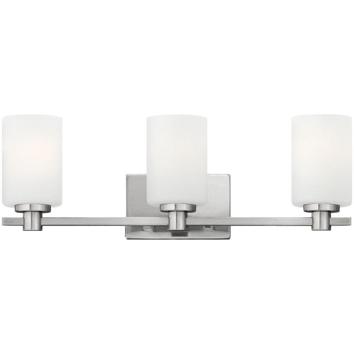 Hinkley Canada - 54623BN - Three Light Bath - Karlie - Brushed Nickel
