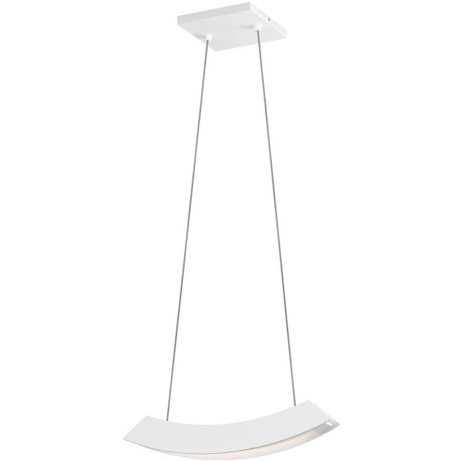 Sonneman - A Way of Light - 1740.98 - LED Pendant - Kabu - Textured White