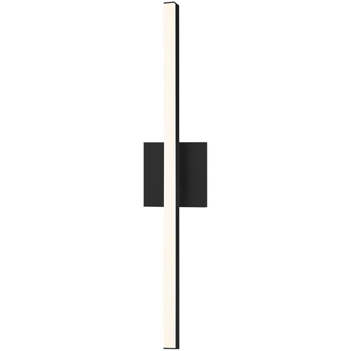 Sonneman - A Way of Light - 2770.25 - LED Bath Bar - Stix - Satin Black