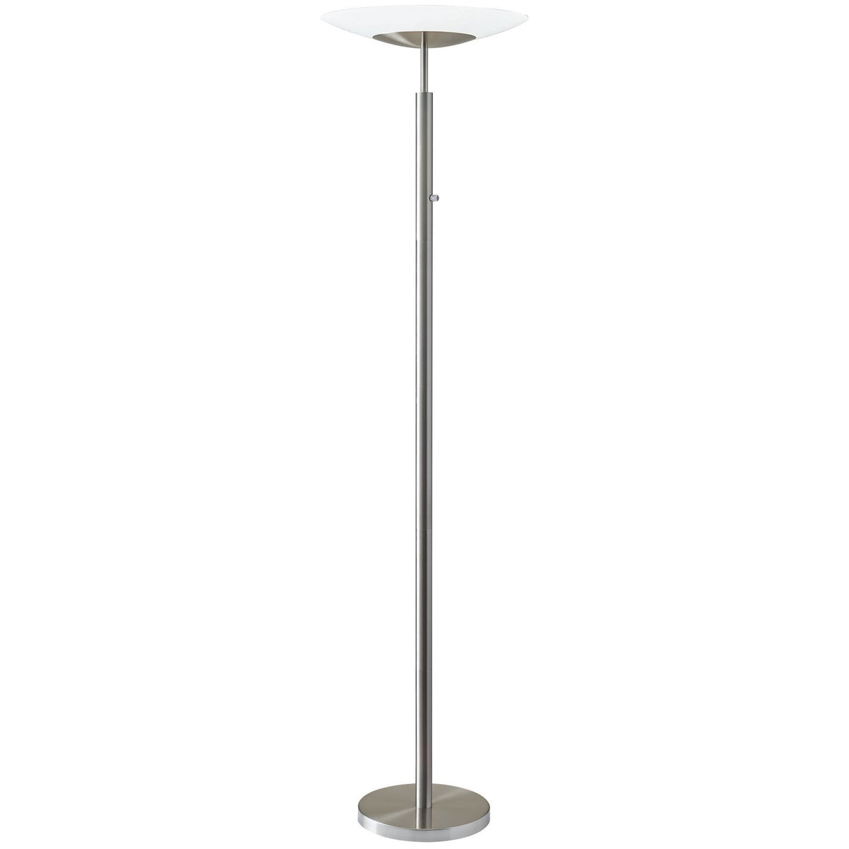 Adesso Home - 5127-22 - LED Floor Lamp - Stellar - Brushed Steel