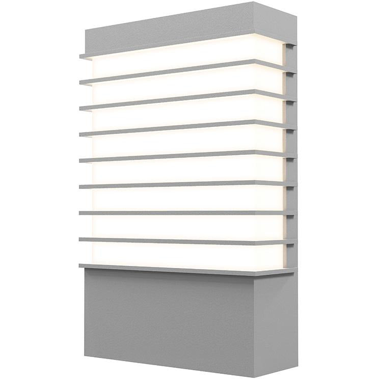 Sonneman - A Way of Light - 7414.74-WL - LED Wall Sconce - Tawa - Textured Gray