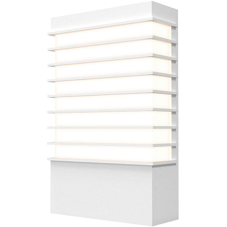 Sonneman - A Way of Light - 7414.98-WL - LED Wall Sconce - Tawa - Textured White