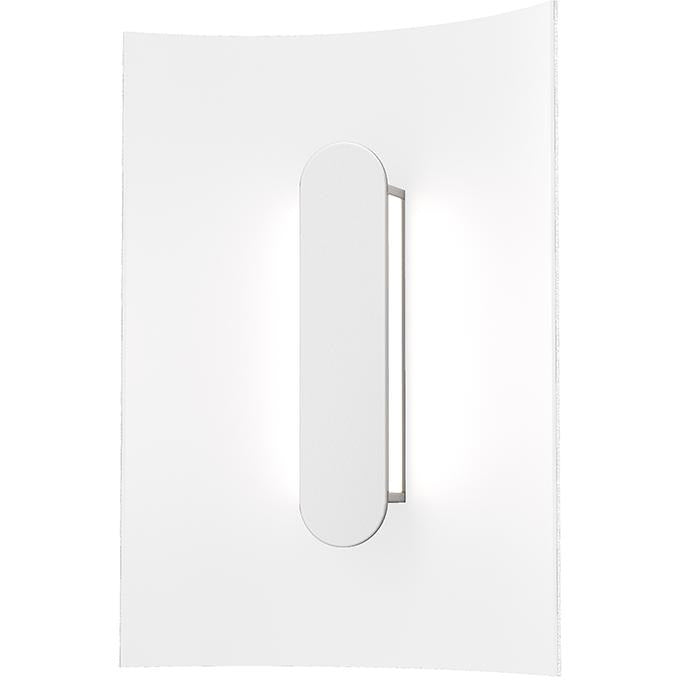 Sonneman - A Way of Light - 7445.98-WL - LED Wall Sconce - Tairu - Textured White