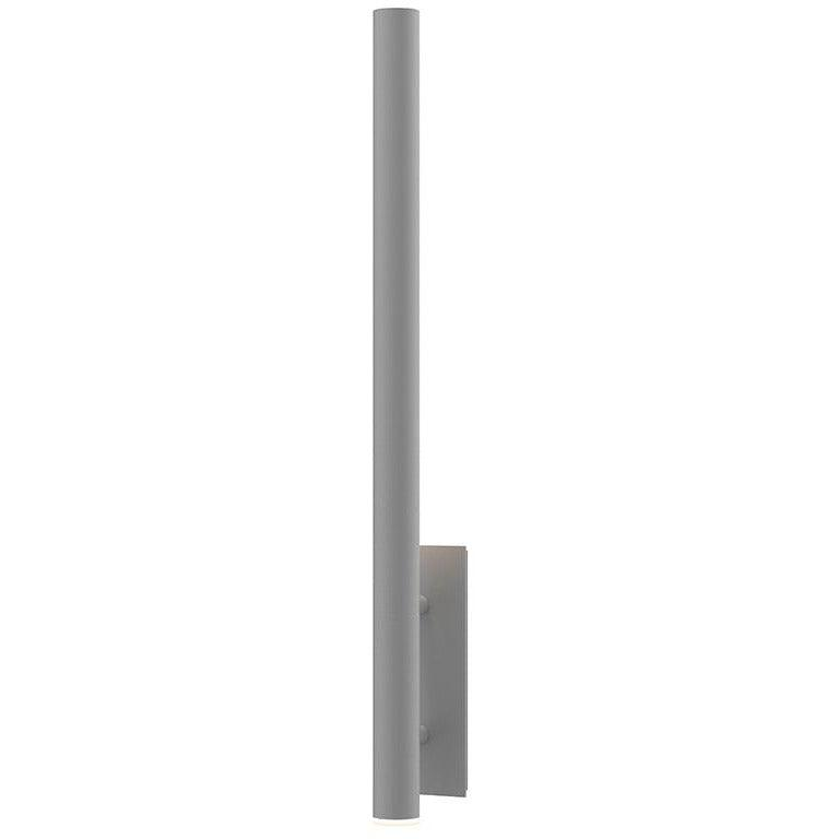 Sonneman - A Way of Light - 7482.74-WL - LED Wall Sconce - Flue - Textured Gray