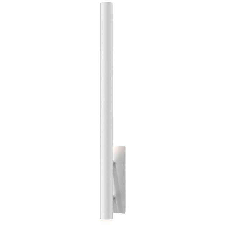 Sonneman - A Way of Light - 7482.98-WL - LED Wall Sconce - Flue - Textured White