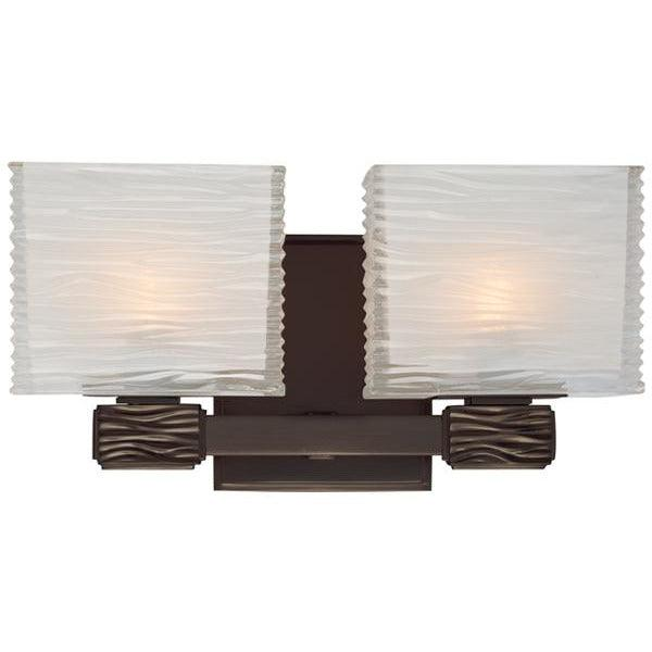 Hudson Valley - 4662-OB - Two Light Bath Bracket - Hartsdale - Old Bronze